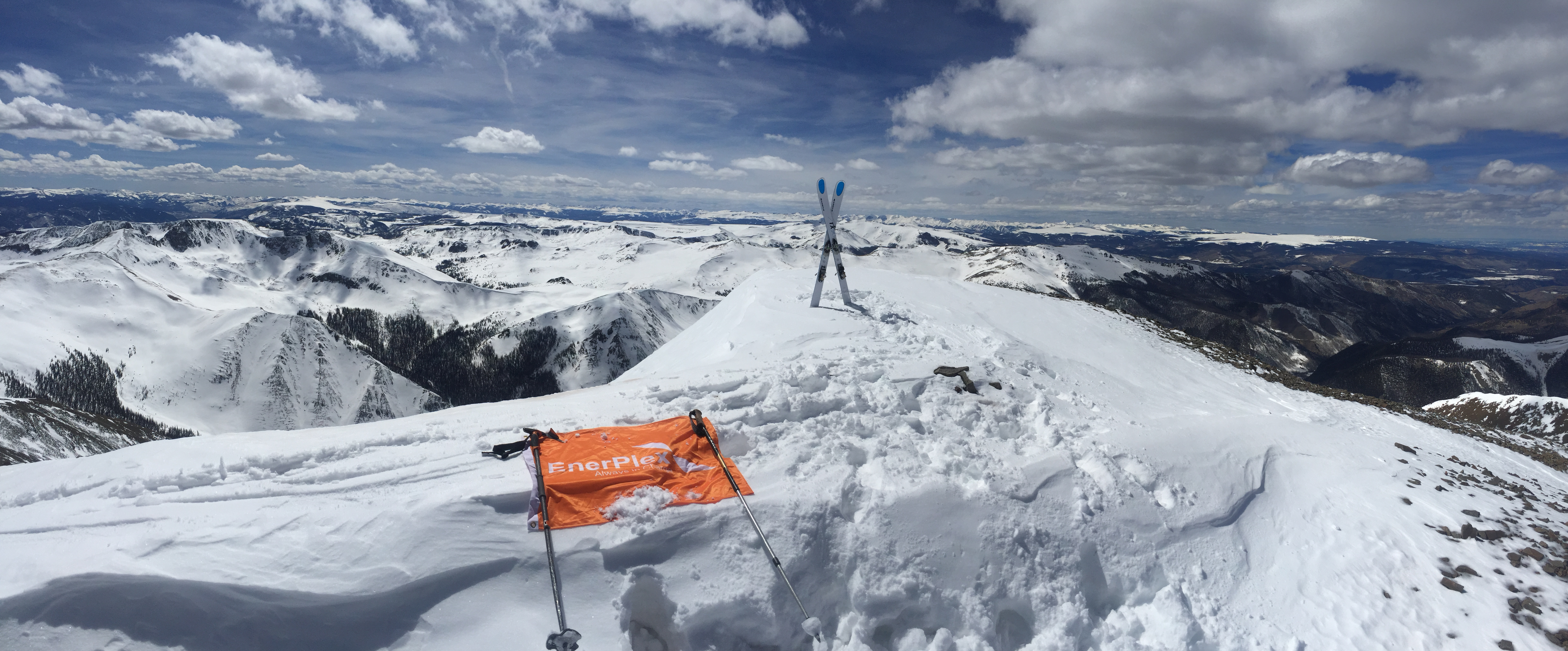 Summit of San Luis 14,014'